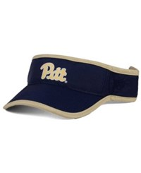 Top Of The World Pittsburgh Panthers Baked Visor Navy