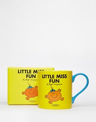 Little Miss Fun Mug Multi