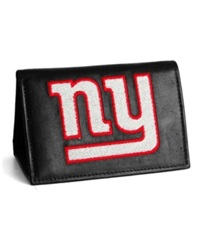 Rico Industries New York Giants Trifold Wallet Black