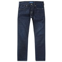 Scotch And Soda Cotton Ralston Touchdown Jeans Dark Wash