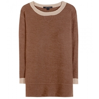 Marc Jacobs Wool Sweater Cocoa Camel