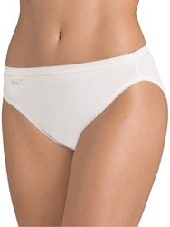 Sloggi 3 Pack Basic Gold Tai Briefs White