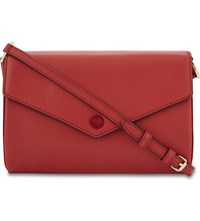 Sandro Pola Leather Cross Body Bag Grenadine