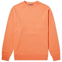 Beams Plus Crew Sweat Orange