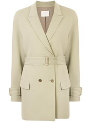 Dion Lee Cady Cocoon Coat 60