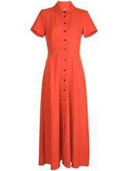 Rachel Comey Axil Dress Red