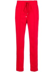 Dondup Lottie Joggers Red