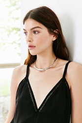 Urban Outfitters Katie Cuff Necklace Silver
