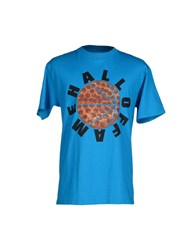 Hall Of Fame T Shirts Turquoise