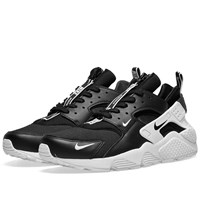 Nike Air Huarache Run Premium Zip Black