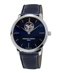 Frederique Constant 40Mm Slimline Automatic Heart Beat Watch
