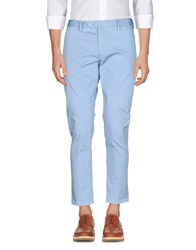 Exibit Casual Pants Sky Blue