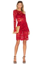 Lovers Friends Dream Girl Dress Red