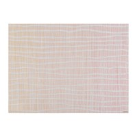 Chilewich Float Rectangle Placemat Guava