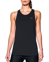 Under Armour Rest Day Tank Top Black