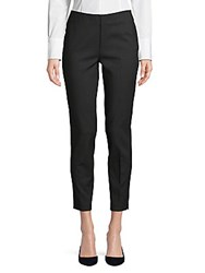 Saks Fifth Avenue Cigarette Trousers Black