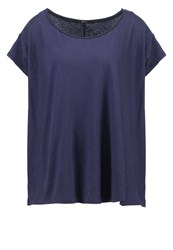 Replay Basic Tshirt Dark Blue