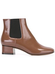 L'autre Chose Chelsea Boots Brown