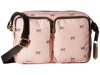 Le Sport Sac Crosby Crossbody Petite Bows Blossom Cross Body Handbags Pink