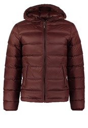 Sisley Down Jacket Red