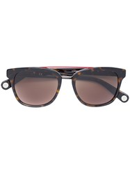 Carolina Herrera She685 Sunglasses Black