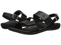 Spenco Alex Black Women's Sandals