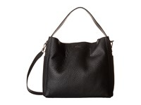 Furla Capriccio Medium Hobo Onyx
