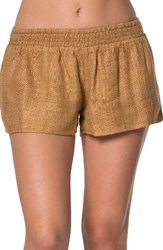O'neill Women's Orion Gauze Shorts
