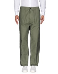 Covert Casual Pants Military Green