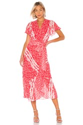 Tanya Taylor New Blaire Dress Red