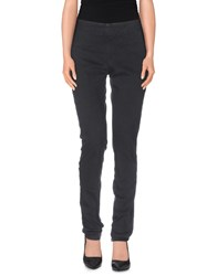 James Perse Standard Trousers Casual Trousers Women Steel Grey