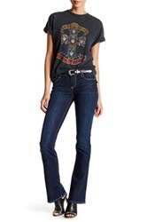 True Religion Becca Mid Rise Bootcut Jean Blue