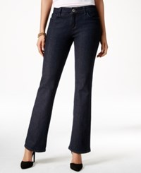 Tommy Hilfiger New Classic Bootcut Jeans True Rinse Wash