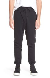 Men's Public School Asymmetric Sweatpants