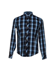 Merc Shirts Dark Blue
