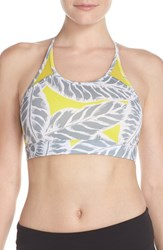 Alo Yoga Women's Alo 'Starlet' Cross Back Sports Bra Zest Palm Springs Zest