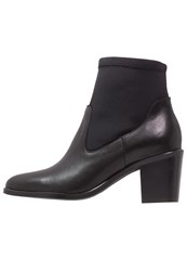 Pieces Psdyanne Boots Black