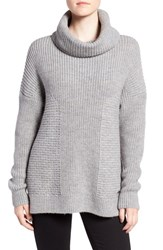 Barbour Women's Textured Cowl Neck Pullover