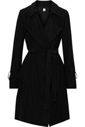 Iris And Ink Woman Tove Cady Trench Coat Black