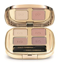 Dolce And Gabbana Makeup The Eyeshadow Quad Dgcolourspring Female Tender