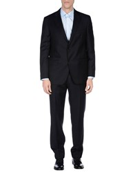 Michelangelo Suits And Jackets Suits Men Dark Blue