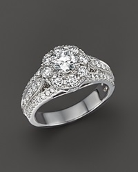 Bloomingdale's Diamond Engagement Ring In 14K White Gold 1.75 Ct. T.W.