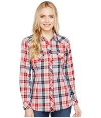 Ariat Eagle Shirt Multi Women's Short Sleeve Button Up