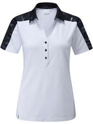 Ping Willow Polo White