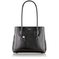 Radley Boundaries Black Large Shoulder Bag Black