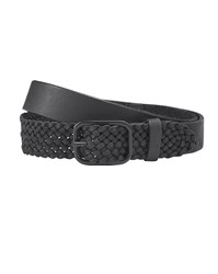 Nixon Black Twisted Belt