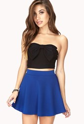 Forever 21 Darling Bow Tube Top