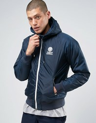 Franklin And Marshall Lightweight Jacket Navy