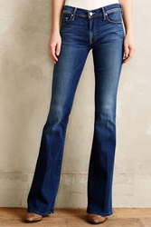 Mother Cruiser Flare Jeans Dance Of The Mockingbird