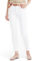 J.Crew 'S Lookout High Rise Jeans